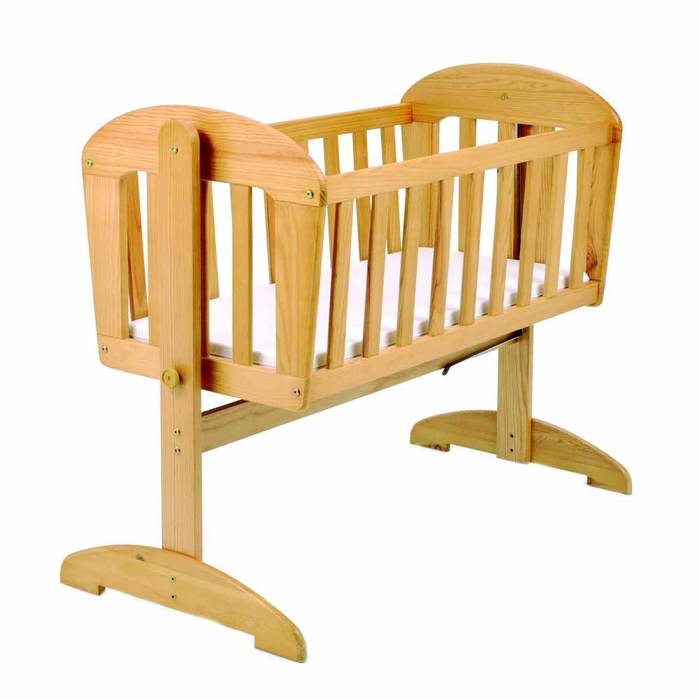 East Coast Canterbury Swinging Crib in Antique