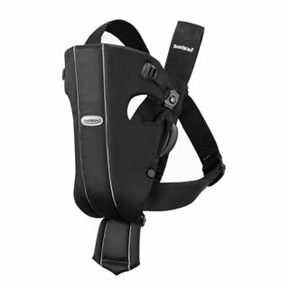 Baby Bjorn Baby Carrier Original City Black 2013