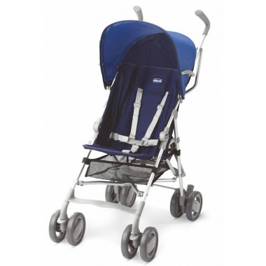 Chicco Snappy Stroller-Blue Wave CLEARANCE
