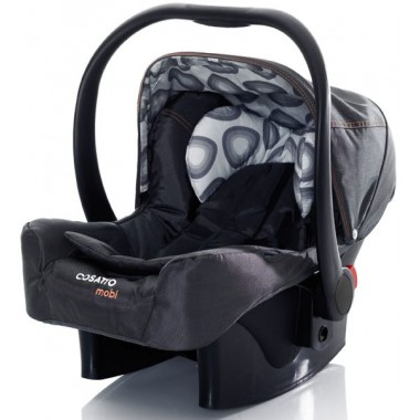 Cosatto BudiMobi Car Seat-Ember Grey CLEARANCE