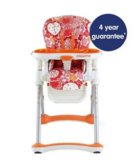 Cosatto Umami 3-in-1 High Chair - Boom Bloom