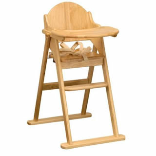 East Coast Folding Highchair