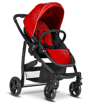 Graco Evo Pushchair - Chilli