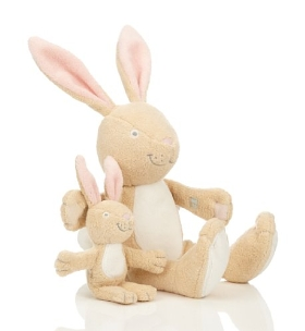 Guess How Much I Love You Hugging Hares Musical Toy