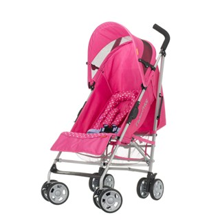 Obaby Fisher Price Stroller in Pink Petals