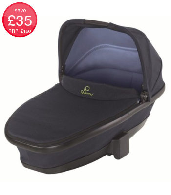 Quinny Foldable Carrycot - Purple Power