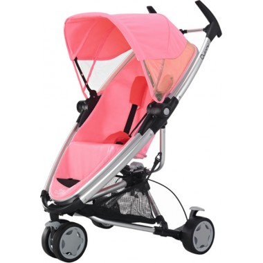 Quinny Zapp Xtra Stroller-Pink Blush CLEARANCE