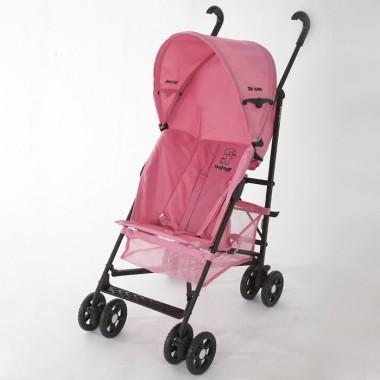 Tippitoes Max Viz Stroller-Pink