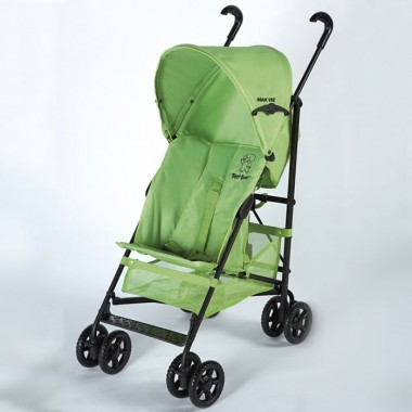 Tippitoes Max viz Baby Buggy or Stroller-Green