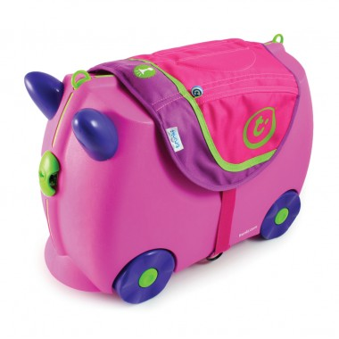 Trunki Saddle Bag-Pink