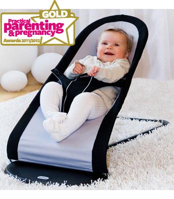BabyBjorn Babysitter Balance BlackSilver