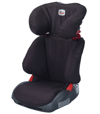 Britax Adventure Hi Liner Car Seat - Black Thunder