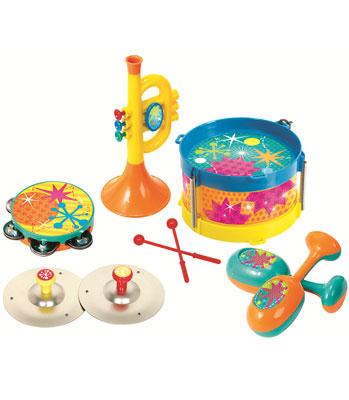Buzzing Brains Kids Brass Band