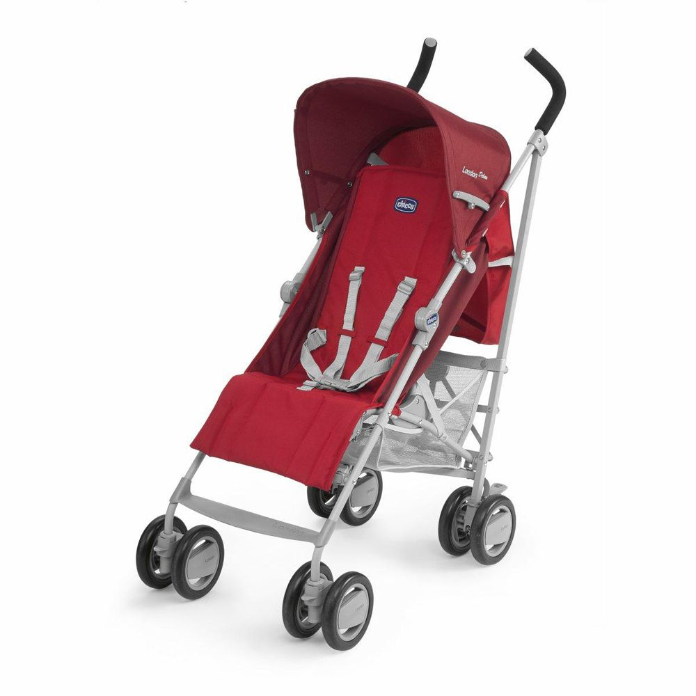 Chicco London Stroller in Red Wave 2014