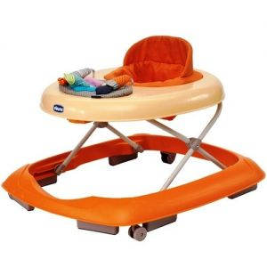 Chicco Paint Baby Walker in Orange 2014