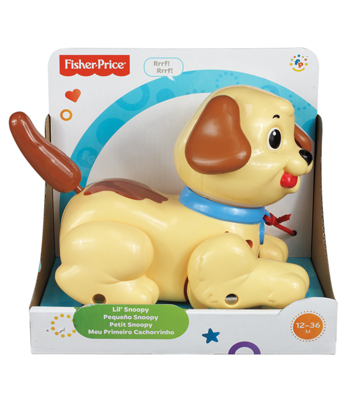 Fisher-Price Lil Snoopy