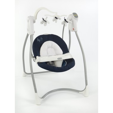 Graco Lovin Hug Swing-Butterfly Blue (2011) CLEARANCE
