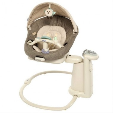 Graco Sweetpeace Newborn Soothing CentreSwing-Dream (NEW 2014)