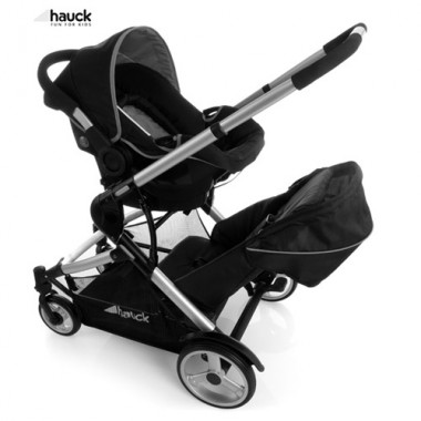 Hauck Duett 0+ Car Seat-Black