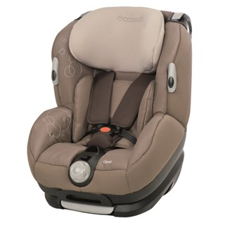 Maxi-Cosi Opal Group 1 Car Seat in Walnut Brown