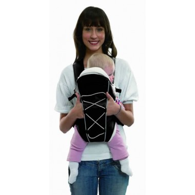 Red Kite Carry Me 4 Way Baby Carrier-Classic Black