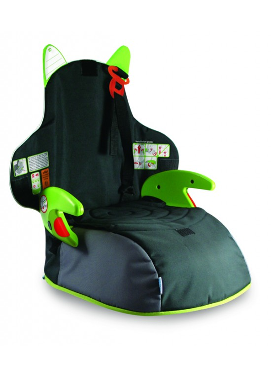 Trunki BoostApak Booster Seat-BlackGreen