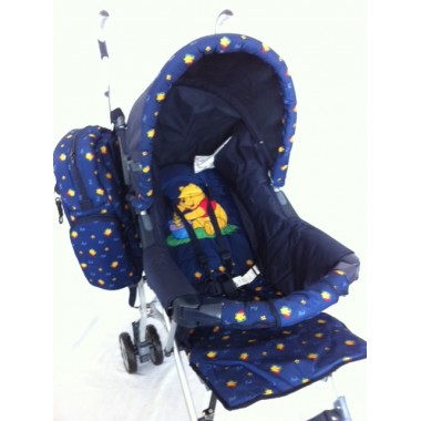 Hauck Flash 6 Stroller-Winnie The Pooh CLEARANCE