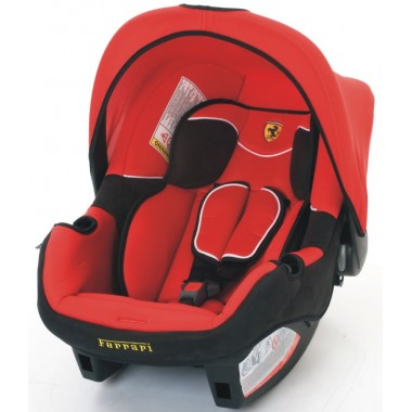 Nania Beone SP Luxe Group 0+ Car Seat-Ferrari Rosso (NEW 2013)